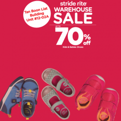 [Stride Rite/Petit Bateau] Stride Rite WAREHOUSE SALE is BACK by popular demand!