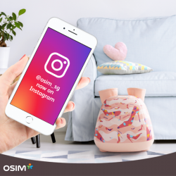 [OSIM] We are now on Instagram!