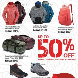 [The North Face] OPENING SPECIALS!