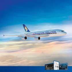 [UOB ATM] There's no better time to experience more of the world with Singapore Airlines and SilkAir.