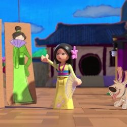 [LEGO] Can fearless Mulan save the day and honor her family?
