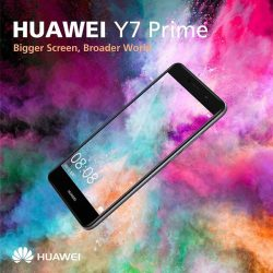 [HuaWei] Get a larger than life experience with the new HuaweiY7Prime!
