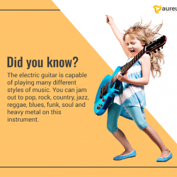 [Aureus Academy] The guitar is highly versatile and that's what makes it so fun to learn!