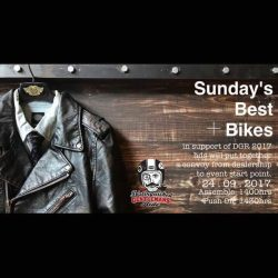 [Harley-Davidson] Harley-Davidson of Singapore invites our riders to assemble at the dealership to convoy to Distinguished Gentlemen Ride 2017 's