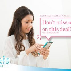 [Musee Platinum] Don't worry about underarm hair EVER again - all for just $30!