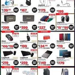 [Newstead Technologies] Enjoy up to 67% off Fabulous Accessories Deals including Seagate or WD SSD, Logitech Keyboard & Mouse, Speakers, Headsets, Routers and