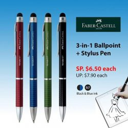 [Times bookstores] Faber-Castell Special Promotion!