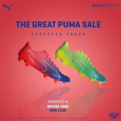 [WESTON CORP] The Great Puma Sale Starts Tomorrow (1st September) at Weston Stores And Online www.