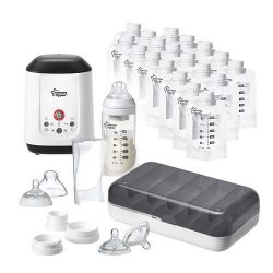 [Mothercare] Tommee Tippee Express & Go Complete Kit Giveaway!