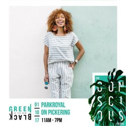 [MATTER PRINTS] Join us this Sunday at Green Is The New Black 2017 (FREE ENTRY), we'll be at the marketplace along