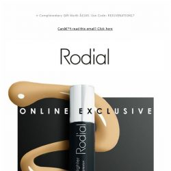 [RODIAL] Online Exclusive | NEW Banana Lowlighter