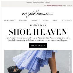 [mytheresa] The shoes you can't live without