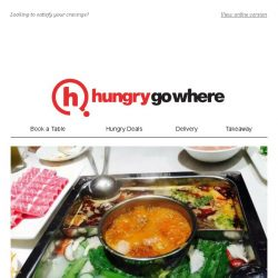 [HungryGoWhere] How about these other places for your indulgence, ?