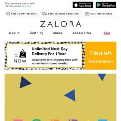 [Zalora] Up to 70% off ESPRIT: Our Mid Season SALE gets hotter!