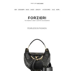 [Forzieri] Must-Have bags Winter 17