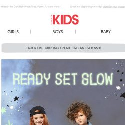 [Cotton On] Get ready to GLOW: Tees are 2 for $25!