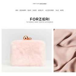 [Forzieri] Trend Alert // Introducing the Pink Things