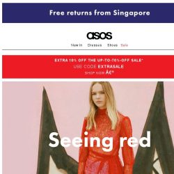 [ASOS] Extra 10% off sale? Don't mind if we do...