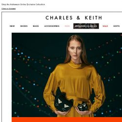 [Charles & Keith] STRANGER THAN FICTION