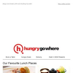 [HungryGoWhere] Last 7 days to earn $5 through HungryGoWhere!