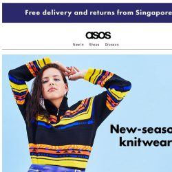 [ASOS] Give knit to me