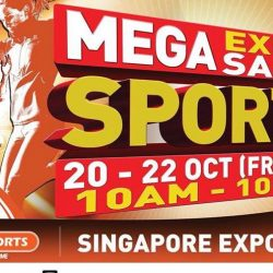 World of Sports: Mega Sports Expo Sale with Up to 90% OFF Sports Brands