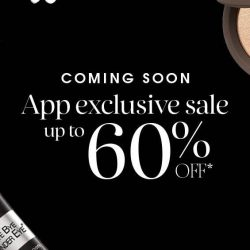 Sephora Singapore: App-Exclusive Halloween Frenzy Sale with Up to 60% OFF Selected Items