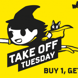 Scoot: Buy 1 Get 1 FREE Sale on 57 Destinations