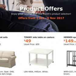 IKEA: Special Offers for IKEA FAMILY Members with Up to $246 OFF!