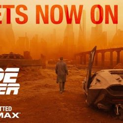 [Shaw Theatres] Specially formatted exclusively for IMAX, BLADE RUNNER 2049 IMAX 3D tickets are now on sale!