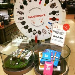 [Ziiiro] Celebrating Takashimaya's 24th Anniversary with us till THIS WEEKEND ONLY.