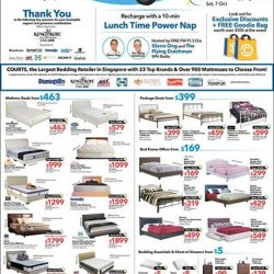 [Courts] 4 Days Clearance FINAL WEEKEND Deals!