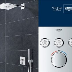 [GROHE SPA] WHAT MAKES THE NEW GROHE SMARTCONTROL CONCEALED DIFFERENT?