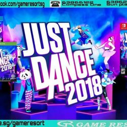 [GAME RESORT] PS4|XB1|NSW Just Dance 2018,Whether you're a party starter, a dancer in the making, or a seasoned