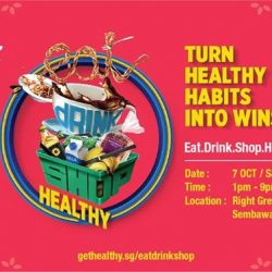 [Sun Plaza] It is always a great day to go healthy!