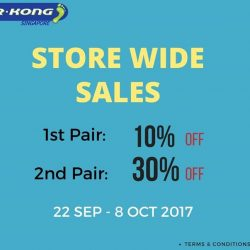 [Dr Kong] Last 7 days of our Store Wide Sale!