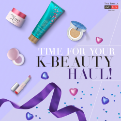 [COSMETICS & PERFUMES BY SHILLA] Get your K-Beauty game strong.