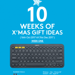 [Newstead Technologies] Christmas is still far away but it's never too early to plan some gifts!