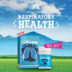 [GNC Live Well Singapore] Hot weather, poor immunity, late nights, free radicals and toxins from the air you breathe can damage your lungs.