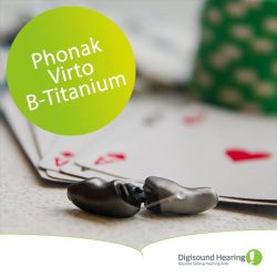 [Digi-Sound Hearing Care Centre] It's probably not your first full house but it's your first super discreet hearing aid.