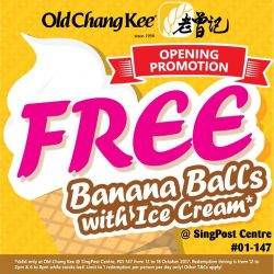 [Old Chang Kee Singapore] Easterners Rejoice!