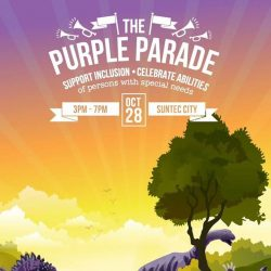 [leguano] Let's come together to celebrate the capabilities of special needs community at The Purple Parade this Saturday in Suntec