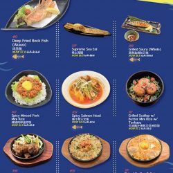 [HONG KONG WONTON NOODLE] Itacho Sushi[CHEF RECOMMENDATION OCT🍣😋👍 – Up to 50% OFF Regular Price!