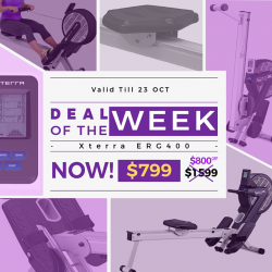 [SF] Deal Of The Week | $800 OFF *Valid till 23 Oct 2017, 6pm SGTHealthThroughFitness Visit www.