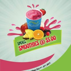 """[New Zealand Natural Café] Say """"Yes"""" to smoothies!"""