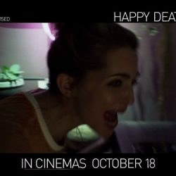 [Golden Village] Get ready to squeal & scream with our thrilling GVMovieClubExclusive HappyDeathDay screening on 11th Oct with 🎫 only $15 for members!