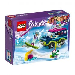 [LEGO] No cash for a snowy bash but how much to IMAGINATION station?