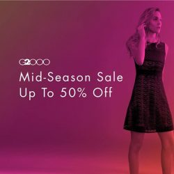 [Waterway Point] The G2000 Mid Season Sale starts now!
