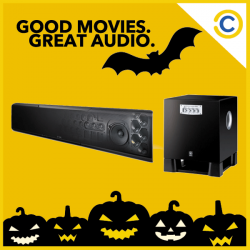 [Courts] Immerse in your favourite horror movies this coming Halloween with quality home audio systems!