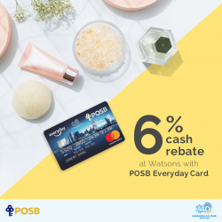 [POSB Autolobby] Heads up, POSB Everyday Cardmembers!